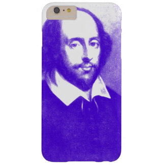 William Shakespeare Pop Art Portrait Barely There iPhone 6 Plus Case