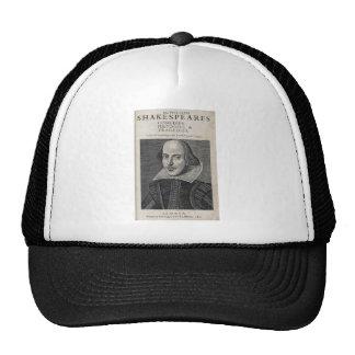 William Shakespeare Portrait Trucker Hat