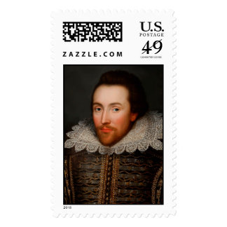 William Shakespeare Postage Stamps