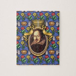 William Shakespeare Puzzles