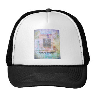 William Shakespeare quote about wisdom and fools Trucker Hats