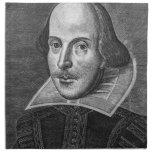 William Shakespeare Servilleta De Papel