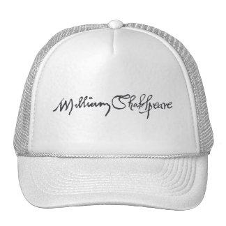 William Shakespeare Signature Trucker Hat