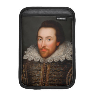 William Shakespeare Sleeve For iPad Mini