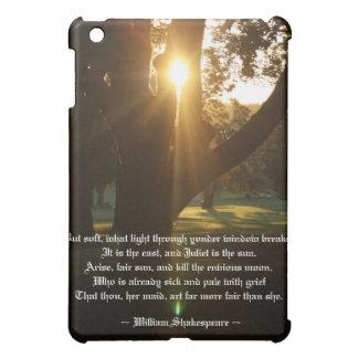 William Shakespeare Sun Quote  iPad Mini Cases