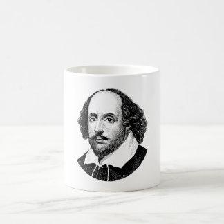 William Shakespeare - The Bard Coffee Mug