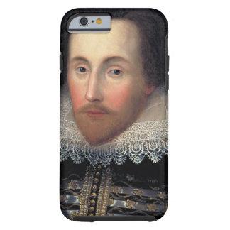 william shakespeare tough iPhone 6 case