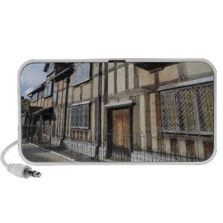 William Shakespeare's House, Stratford Upon Avon Mini Speaker