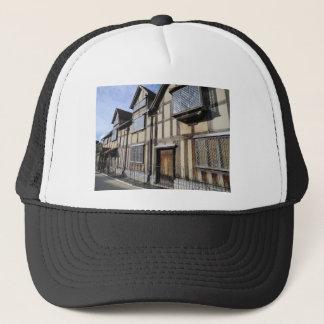 William Shakespeare's House, Stratford Upon Avon Trucker Hat