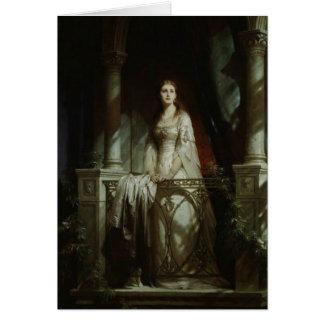 William Shakespeare's Juliet Card