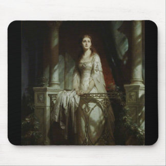 William Shakespeare's Juliet Mouse Pad