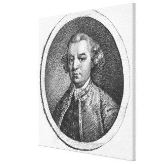 William Shenstone Canvas Print