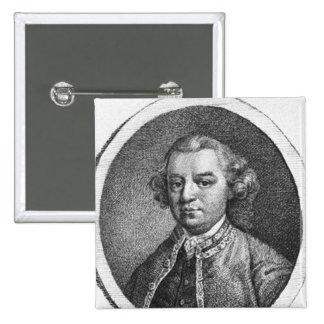 William Shenstone Pinback Button