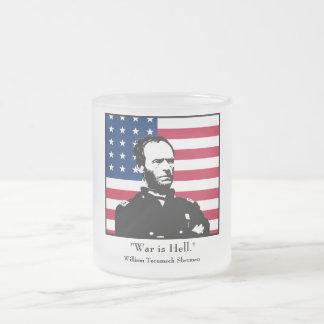 "William Sherman -  ""War is Hell."" Coffee Mug"