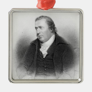 William Smellie, engraved by Henry Bryan Hall Metal Ornament