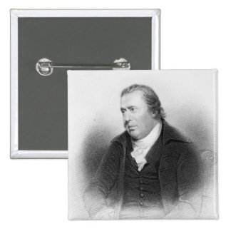 William Smellie, engraved by Henry Bryan Hall Pinback Button