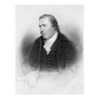 William Smellie, engraved by Henry Bryan Hall Postcard
