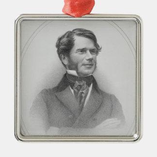William Smith O'Brien Metal Ornament