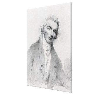 William Smyth Canvas Print