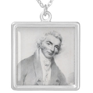 William Smyth Silver Plated Necklace