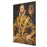 William Somerset 3rd Earl of Worcester Canvas Prints