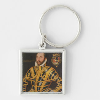 William Somerset 3rd Earl of Worcester Keychain