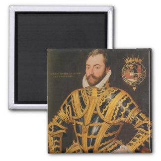 William Somerset 3rd Earl of Worcester Magnet