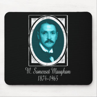 William Somerset Maugham Mouse Pad