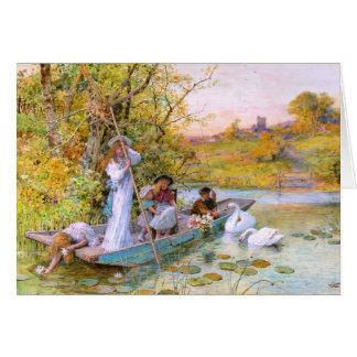 William Stephen Coleman: The Boating Card