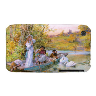William Stephen Coleman: The Boating iPhone 3 Case