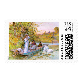 William Stephen Coleman: The Boating Stamp