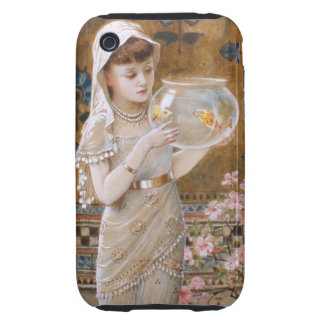 William Stephen Coleman: The Goldfish Bowl iPhone 3 Tough Cover