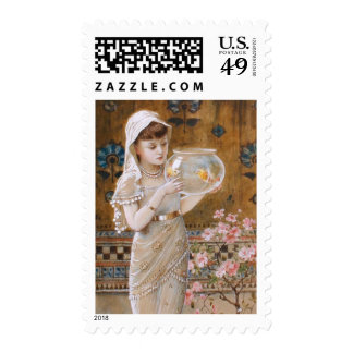 William Stephen Coleman: The Goldfish Bowl Stamps