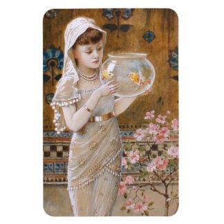 William Stephen Coleman: The Goldfish Bowl Vinyl Magnets
