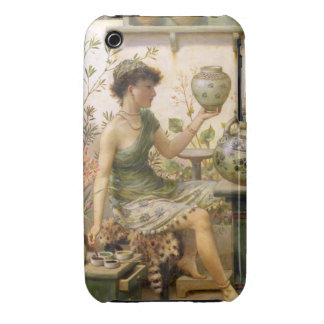 William Stephen Coleman: The Potter's Daughter Case-Mate iPhone 3 Case