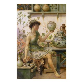 William Stephen Coleman: The Potter´s Daughter