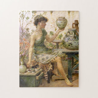 William Stephen Coleman: The Potter's Daughter Puzzle