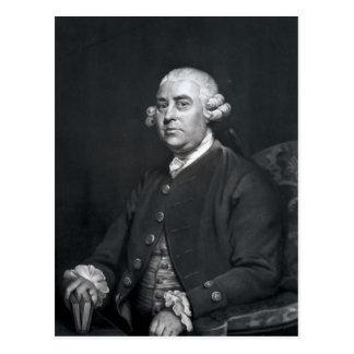 William Strahan, engraved by John Jones, 1792 Postcard