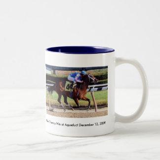 William T. 12-4-09 Reg Two-Tone Coffee Mug