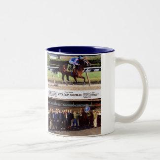 William T. 12-4-09 Tall Two-Tone Coffee Mug