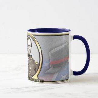 William T. Sherman Civil War Coffee Mug