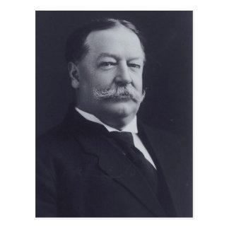 William Taft 27 Postcard