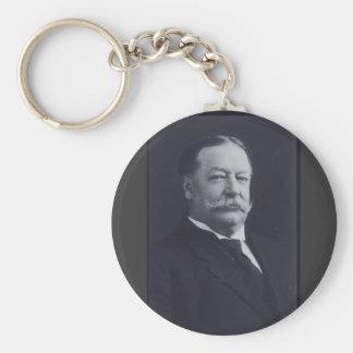 William Taft Keychain