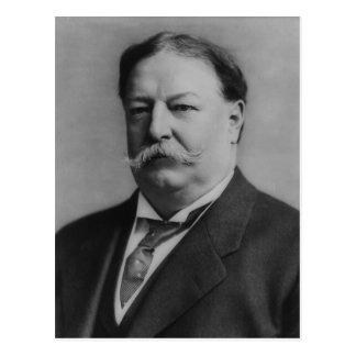 William Taft Postcard