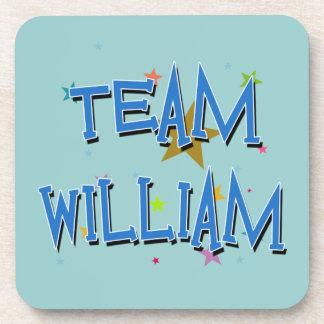 WILLIAM Team William Drink Coaster