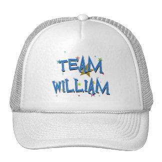 WILLIAM Team William Trucker Hat