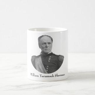 William Tecumseh Sherman Sketch Coffee Mug
