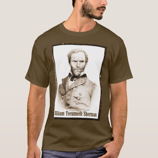William Tecumseh T-Shirt
