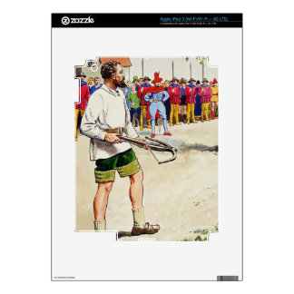 William Tell, from 'Peeps into the Past', publishe iPad 3 Skins