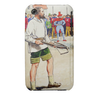 William Tell, from 'Peeps into the Past', publishe iPhone 3 Case-Mate Case